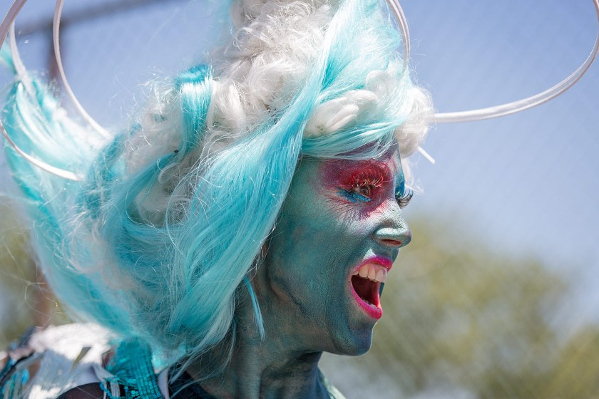 Exhuberance - Mermaid Parade 2012 - Coney Island - New York